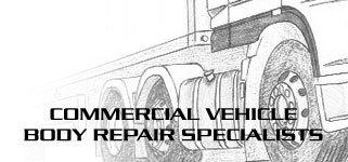 Commercial vehicle body repair specialists